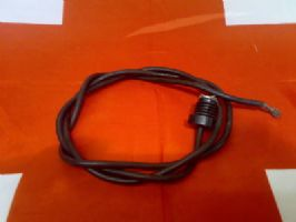 NEW CLANSMAN RADIO RACAL CABLE ASSEMBLY AND CONNECTOR